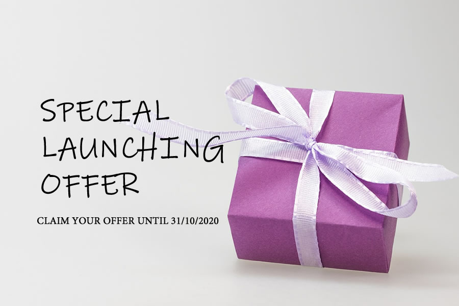 Special Launching Offer