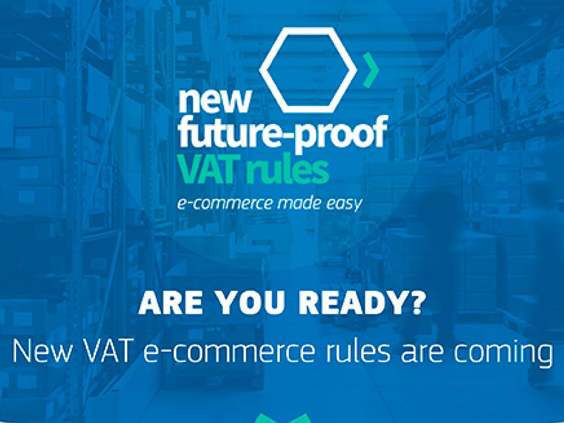 New VAT e-commerce rules - Electronic Interfaces