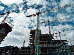 Cyprus construction materials prices rose only slowly