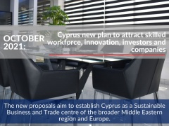 Cyprus: A new plan to attract skilled workforce, innovation, investors and companies